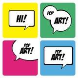Pop art design Stock Images