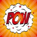 Pop art design Stock Photos