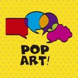 Pop art Stock Photography