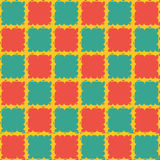 Pop art pattern Stock Photography