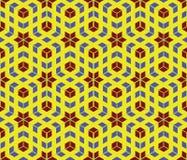 Pop art seamless pattern stock photo