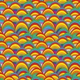 Pop art seamless pattern vector illustration