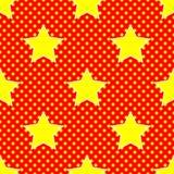 Pop Art Star Arkivfoto