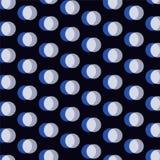 Pop-art vectorpatroon Stock Foto's
