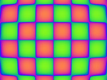 Pop Art Vibrant Pattern Four Stock Photo
