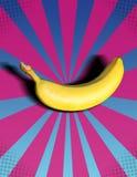 POP banaan! Stock Afbeelding
