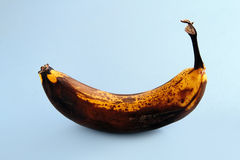 Pop banana Royalty Free Stock Photography