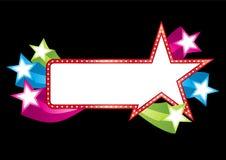 Pop banner vector illustratie