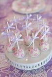 Pop cake Royalty-vrije Stock Foto