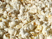 Pop Corn. Maize useful as a background Royalty Free Stock Photography