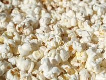 Pop Corn background Royalty Free Stock Photos