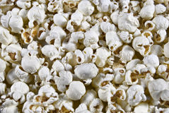 Pop corn background Stock Photo