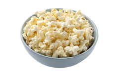 Pop corn bowl. Image of pop corn bowl royalty free stock photos