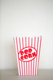 Pop corn box. Stock Photography