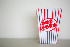 Pop corn boxes. Stock Photo