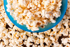 Pop corn cup Royalty Free Stock Image