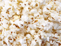 Pop Corn isolated Stock Photo