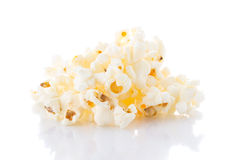 Pop corn isolated Royalty Free Stock Image
