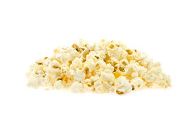 Pop-corn lies a heap Royalty Free Stock Image