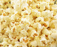 Pop corn maize useful as a background Royalty Free Stock Photos