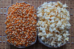 Pop corn Royalty Free Stock Image