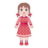 pop Kinderen` s stuk speelgoed Stock Afbeeldingen