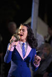 Pop singer Katy Perry Stock Photos