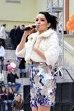 Pop star Bengu Stock Images