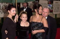 Pop Stars,Phil Collins Royalty Free Stock Photo