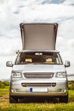 Pop Top Campervan Stock Image