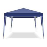 Pop Up Gazebo Stock Image