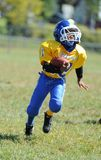 Pop Warner Football stock afbeelding