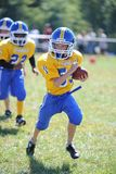 Pop Warner Football arkivfoto