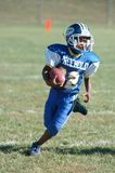 Pop Warner Football Arkivfoton