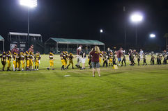 Pop Warner Football Stock Photos