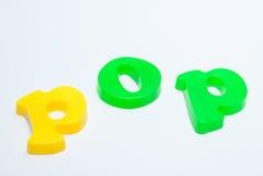 Pop Stock Photo