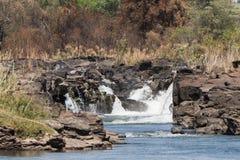 Popa понижается Намибия стоковое фото rf