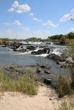 Popa Falls Foto de archivo