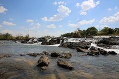 Popa Falls Fotos de archivo libres de regalías