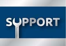 Poparcie ilustracji