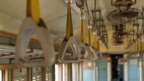 Poparcie patki w pociągu Fotografia Stock