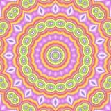 Popart kaleidoscopic Imagens de Stock