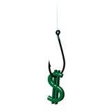popasu dolar Zdjęcie Stock