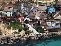 A Popaye village Stock Photo