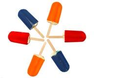 popcicles Στοκ Φωτογραφία