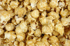 popcorn ανασκόπησης Στοκ φωτογραφία με δικαίωμα ελεύθερης χρήσης