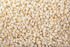 popcorn ανασκόπησης στοκ φωτογραφία