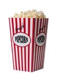 popcorn εμπορευματοκιβωτίων στοκ εικόνες με δικαίωμα ελεύθερης χρήσης