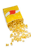 Popcorn κάδος Στοκ φωτογραφία με δικαίωμα ελεύθερης χρήσης