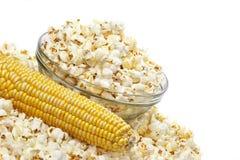 popcorn καλαμποκιού στοκ φωτογραφία με δικαίωμα ελεύθερης χρήσης